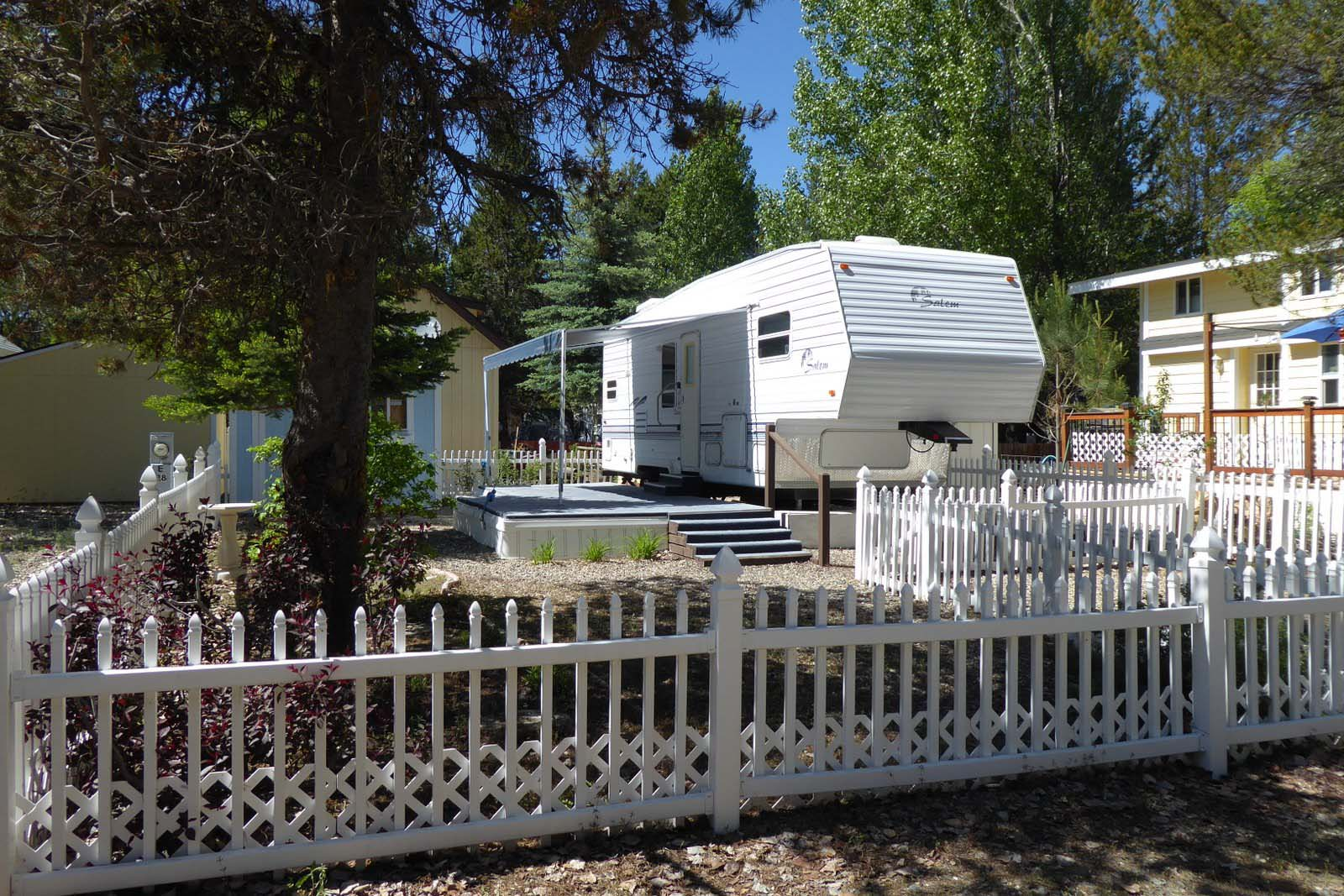 Cascade Lake Realty Leisure Time RV Park