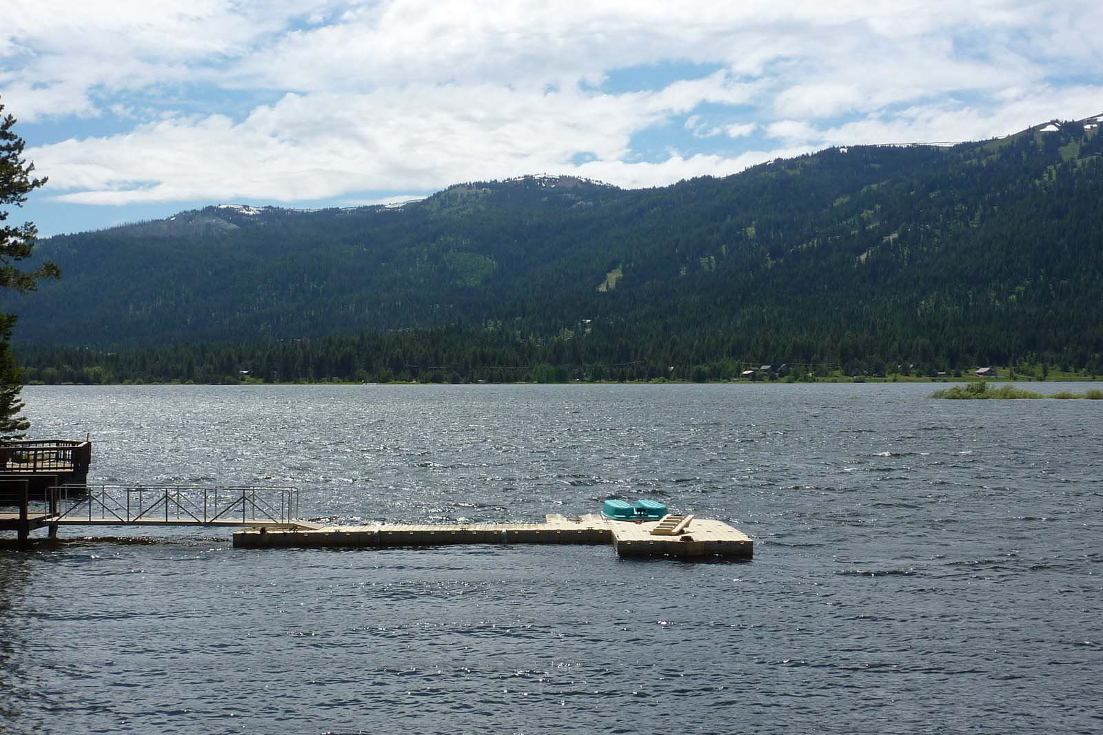 Cascade lake realty bare land over 300k for Lake front view